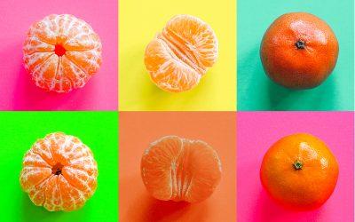 Die Mandarine als Fettkiller 🍊