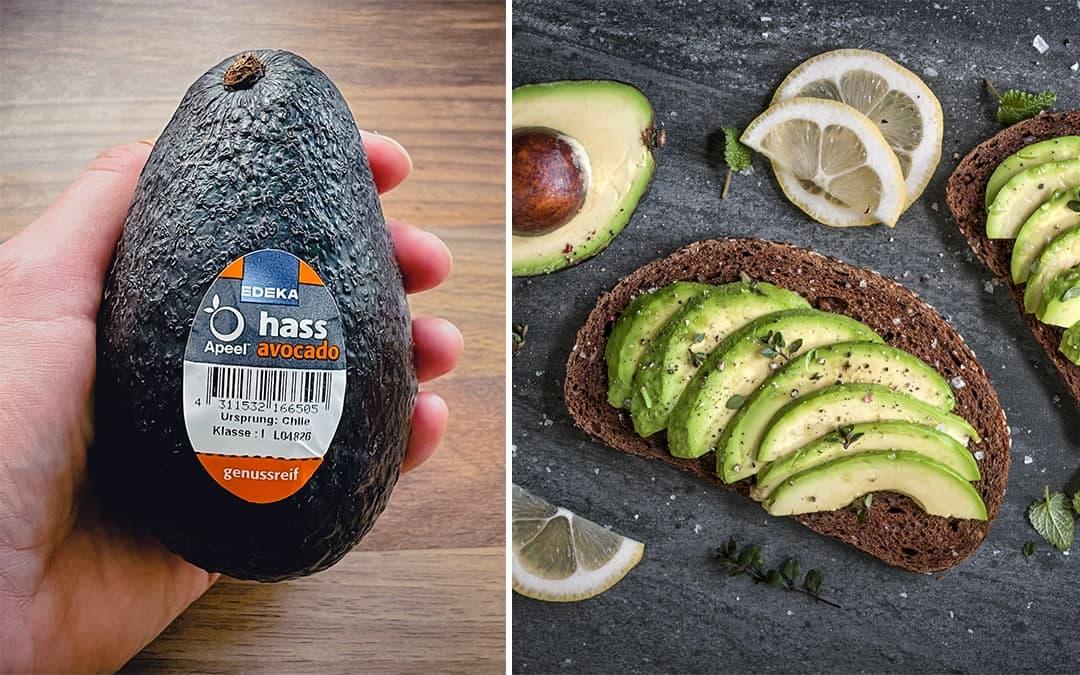 2. Schutz für Avocado und Co ☂️