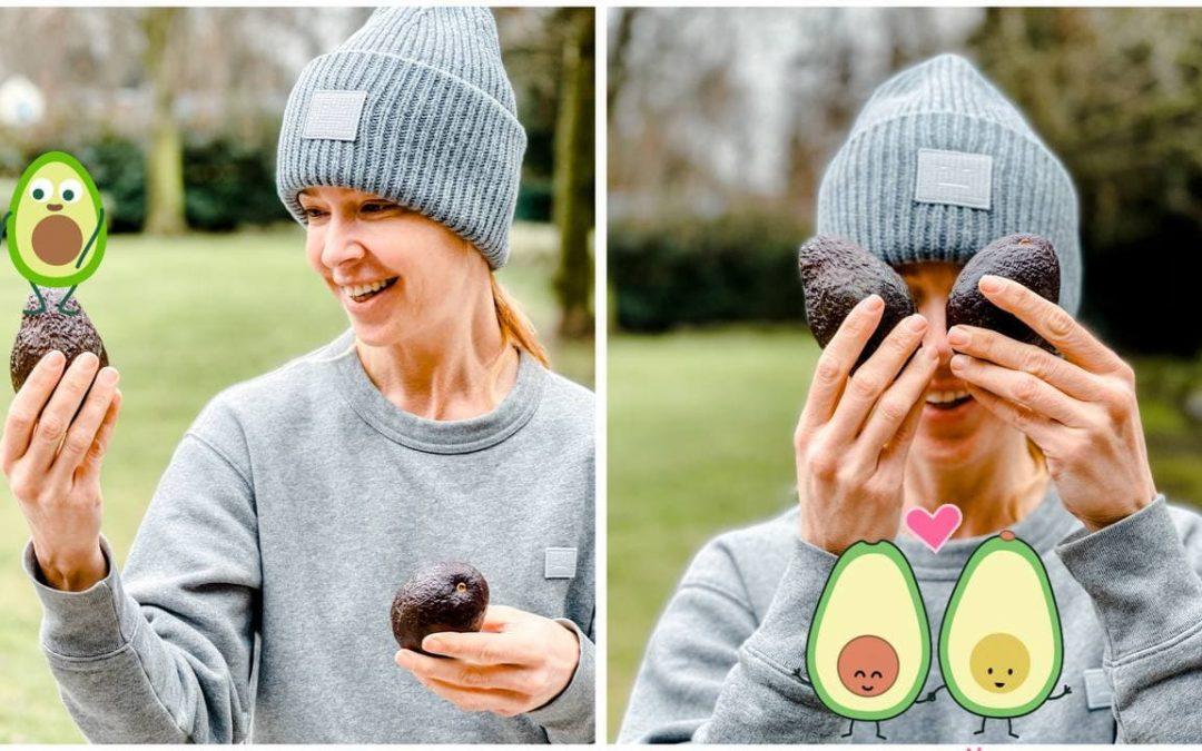 Avocados sind Power-Früchte 🥑