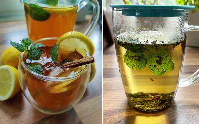 Schön und Schlank Tee & Eistee 🍋