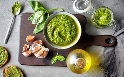 Pesto einfach selbstgemacht 🌿