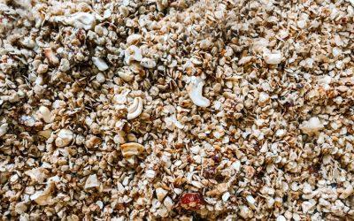 Süß & knusprig: Granola 🐿️