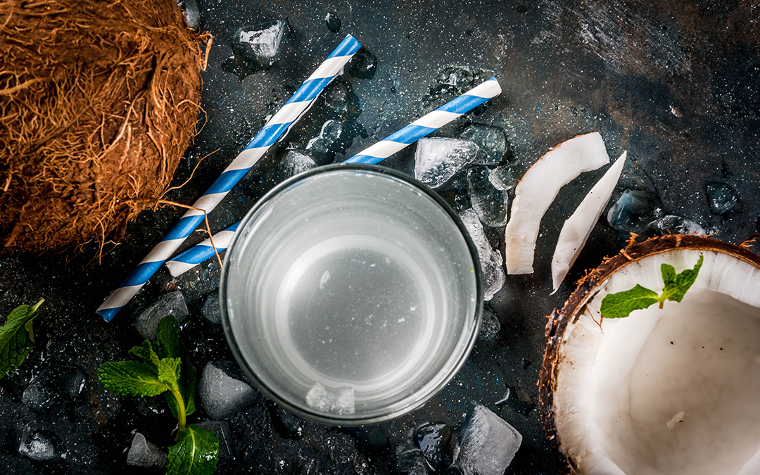 Was kann Kokoswasser? 🌊🥥